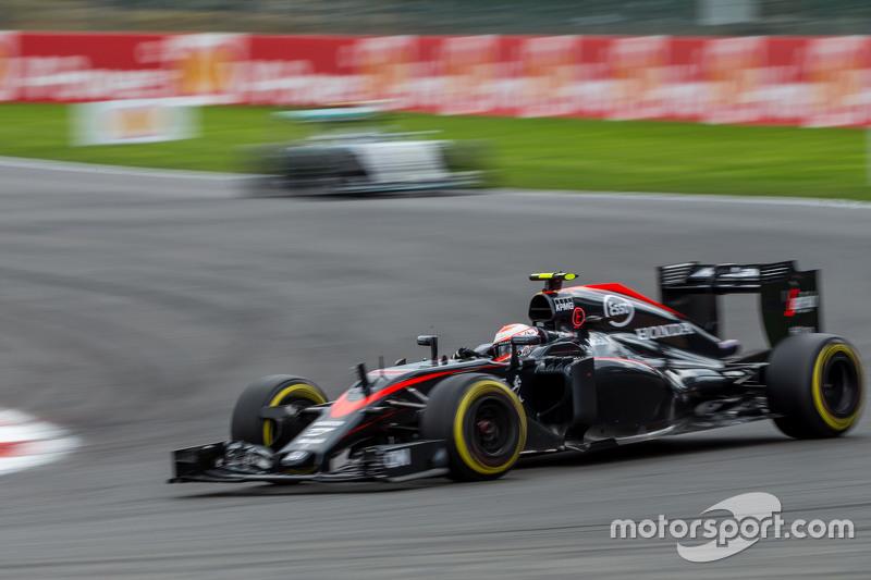 2015: McLaren