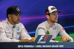 Льюис Хэмилтон, Mercedes AMG F1, Ромен Грожан, Lotus F1 Team