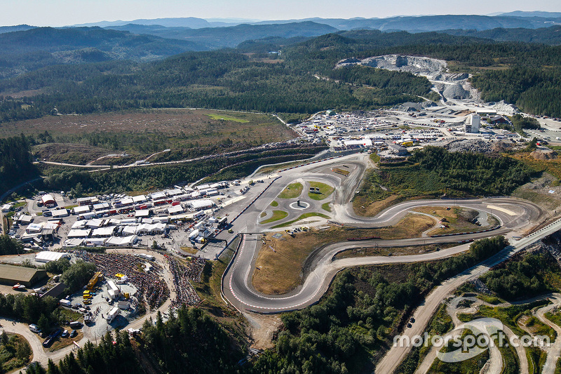 Огляд Hell, Norway circuit