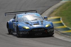 #007 TRG-AMR Aston Martin V12 Vantage: Christina Nielsen, Kumo Wittmer