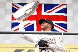 El ganador, Hamilton, Mercedes AMG F1 W06