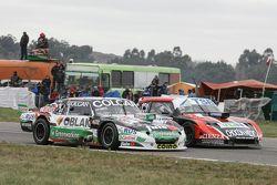 Gaston Mazzacane, Coiro Dole Racing Chevrolet y Jose Manuel Urcera, JP Racing Torino