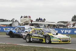 Omar Martinez, Martinez Competicion Ford con Federico Alonso, Taco Competicion Torino