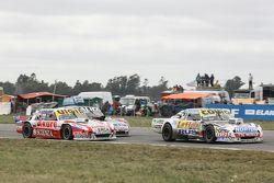 Martin Serrano, Coiro Dole Racing Dodge and Juan Manuel Silva, Catalan Magni Motorsport Ford and Ema