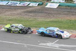 Federico Alonso, Taco Competicion Torino y Mauro Giallombardo, Maquin Parts Racing Ford