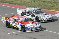 Juan Martin Trucco, JMT Motorsport Dodge y Laureano Campanera, Donto Racing Chevrolet