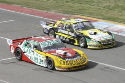 Nicolas Bonelli, Bonelli Competicion Ford y Omar Martinez, Martinez Competicion Ford