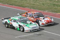 Santiago Mangoni, Laboritto Jrs Torino and Mariano Werner, Werner Competicion Ford
