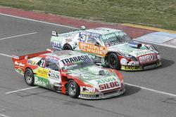Mariano Altuna, Altuna Competicion Chevrolet y Facundo Ardusso, Trotta Competicion Dodge