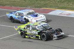 Mauro Giallombardo, Maquin Parts Racing Ford y Federico Alonso, Taco Competicion Torino