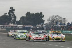 Mariano Altuna, Altuna Competicion Chevrolet and Mauricio Lambiris, Coiro Dole Racing Torino and Agu