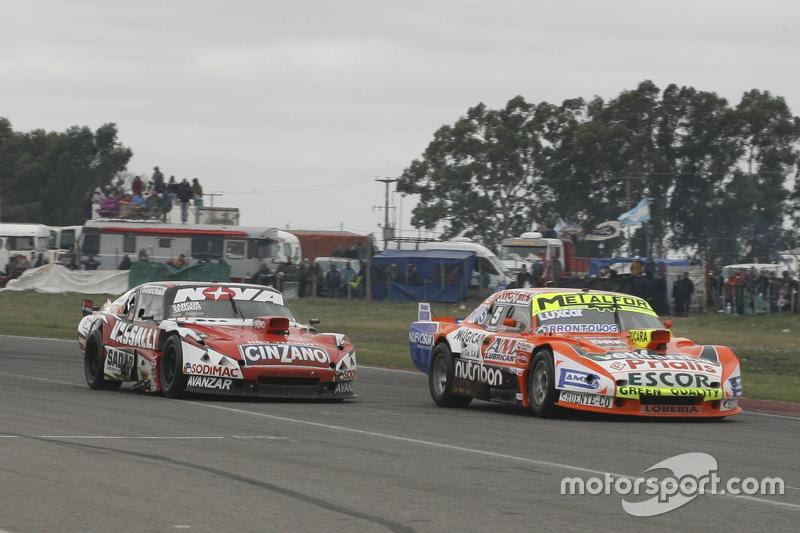 Jonatan Castellano, Castellano Power Team Dodge y Matias Rossi, Donto Racing Chevrolet