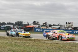 Jonatan Castellano, Castellano Power Team Dodge y Josito di Palma, CAR Racing Torino