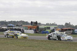Diego de Carlo, JC Competicion Chevrolet y Omar Martinez, Martinez Competicion Ford