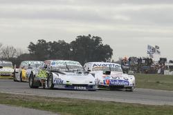 Emiliano Spataro, UR Racing Dodge y Leonel Sotro, Alifraco Sport Ford