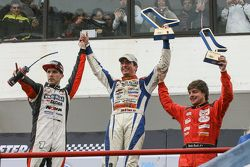 Podium: second place Matias Rossi, Donto Racing Chevrolet, winner Juan Martin Trucco, JMT Motorsport Dodge and third place Nicolas Bonelli, Bonelli Competicion Ford