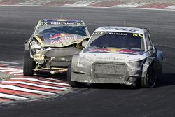 Mattias Ekström, EKS RX Audi S1 e Timur Timerzyanov, Olsbergs MSE Ford Fiesta ST