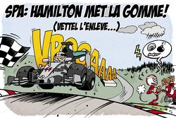 Le GP de Cirebox - Belgique 1