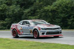 #6 Stevenson Motorsports Chevrolet Comaro Z/28.R: Andrew Davis, Robin Liddell