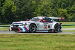 #25 BMW Team RLL BMW Z4 GTE : Bill Auberlen, Dirk Werner