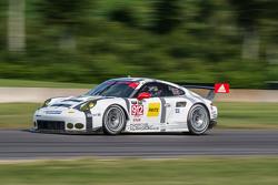 #912 Porsche North America Porsche 911 RSR : Jorg Bergmeister, Richard Lietz