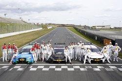 Гонщики DTM 2015 года