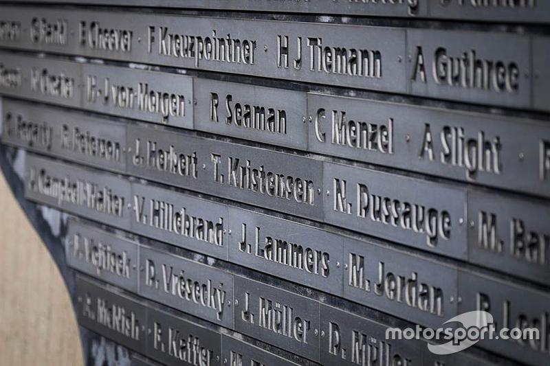 Muro de leyendas Nürburgring