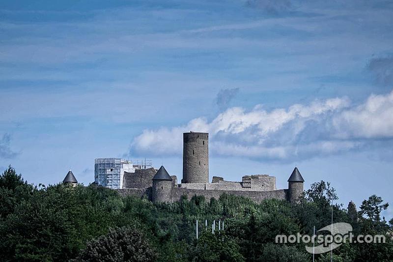 El castillo Nürburg