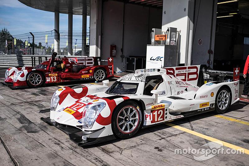 #12 Rebellion Racing Rebellion R-One
