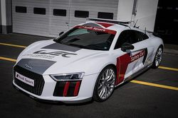 Audi R8, la safety car