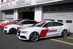 Audi race control car