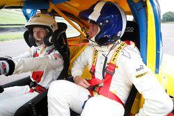 Jenson Button ve David Coulthard