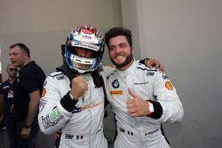Stefano Comandini e Andrea Gagliardini, ROAL Motorsport