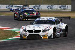 La BMW Z4 #5 di Stefano Comandini e Andrea Gagliardini, ROAL Motorsport