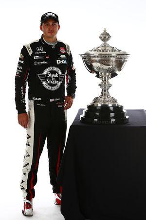 Contendientes al campeonato Graham Rahal, Rahal Letterman Lanigan Racing