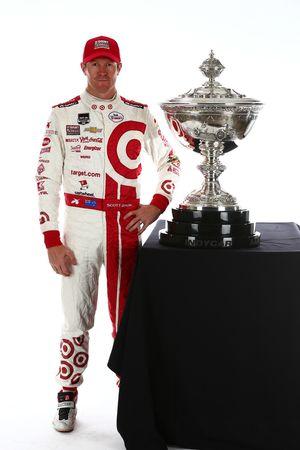 Contendientes al campeonato Scott Dixon, Chip Ganassi Racing Chevrolet