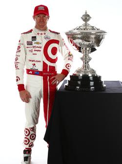 Le prétendant au titre Scott Dixon, Chip Ganassi Racing Chevrolet