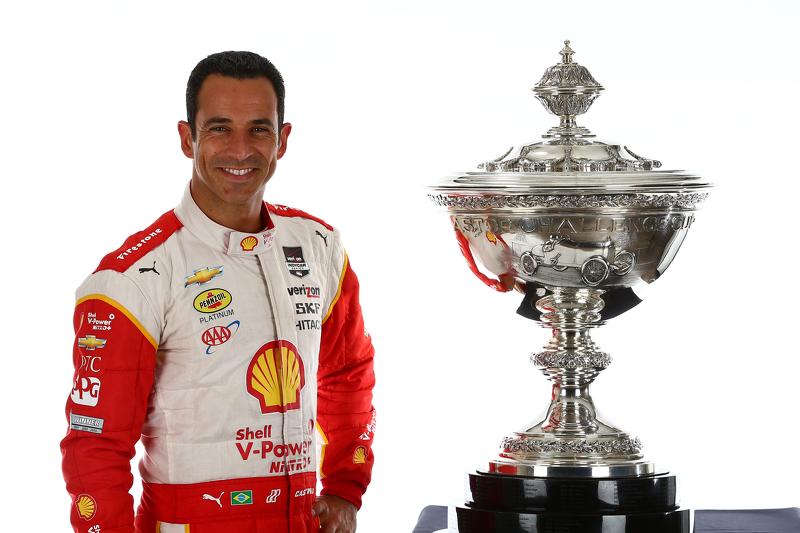 Penantang kejuaraan Helio Castroneves, Team Penske Chevrolet