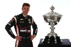Championship contender Will Power, Team Penske Chevrolet