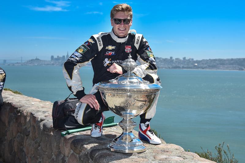 Джозеф Ньюгарден, CFH Racing