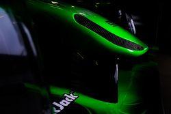 #31 Extreme Speed Motorsports Ligier JS P2, Detail