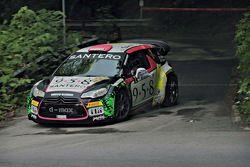 Alessandro Bosca, Citroen DS3 WRC, D-Max Racing