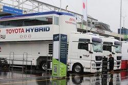 Toyota Racing, Trucks