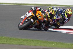 Loris Baz, Forward Racing Yamaha en Valentino Rossi, Yamaha Factory Racing