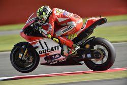 Andrea Iannone, Ducati Team, Ducati Desmosedici GP15