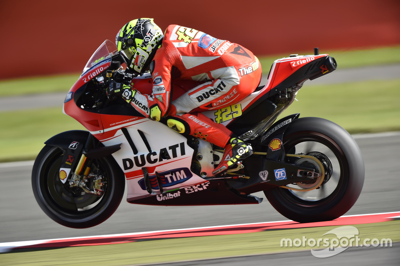 2015: Ducati Desmosedici GP15