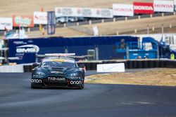 #7 TRG-AMR Aston Martin Vantage GT3: Christina Nielsen