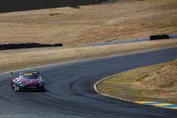 #31 EFFORT Racing Porsche 911 GT3 R: Renger van der Zande