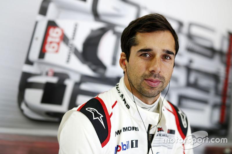 Ніл Яні, Porsche Team