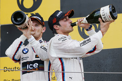 Podio: secondo posto Marco Wittmann, BMW Team RMG BMW M4 DTM, terzo Bruno Spengler, BMW Team MTEK BM